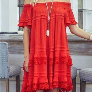 Esmerelda Cover-Up Dress MUCHE ET MUCHETTE